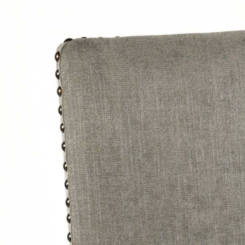 Leah Side Chair Granite Ash / Earth
