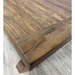 """Mimi Dining Table 72""""x38""""x30.5"""" Natural"""