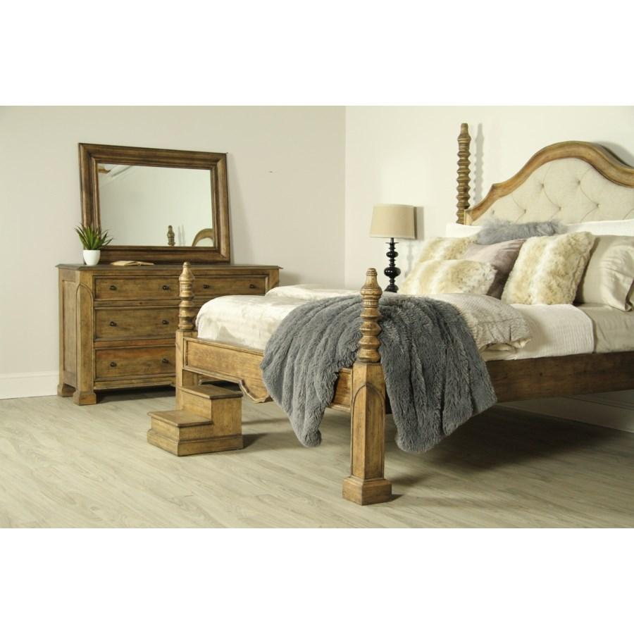 Granada Dresser Driftwood