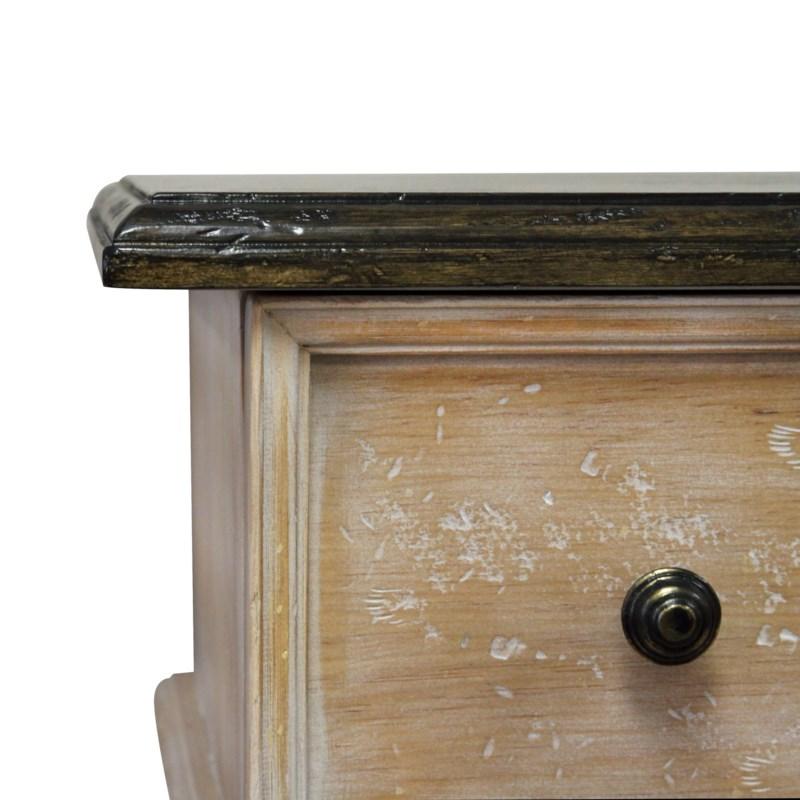 Hartford Console Cabinet Tusc/Nat White