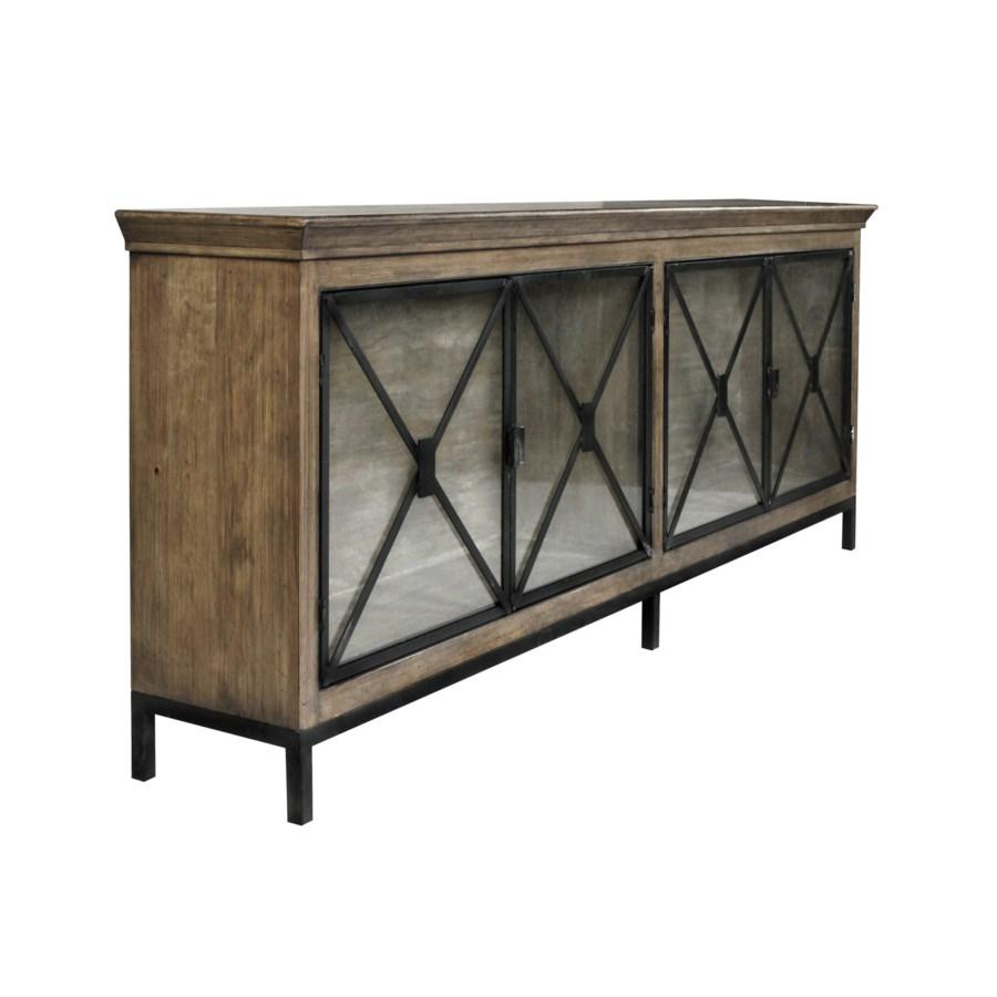 Ivan Buffet 4 door Driftwood/ Vintage Wash
