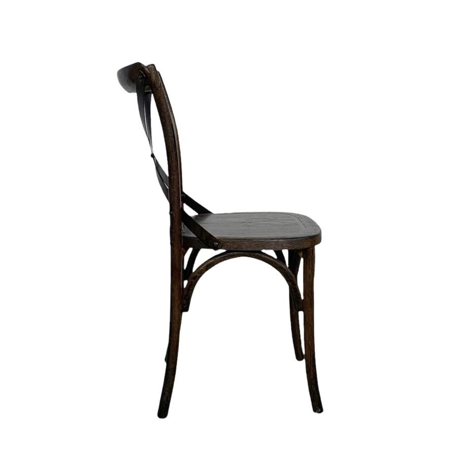 """Bistro """"X"""" Chair Autumn Gold"""