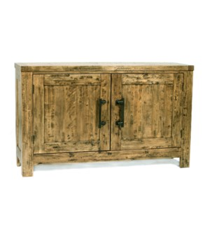 "Aspen Buffet 66""x20""x40"" Earth JW"