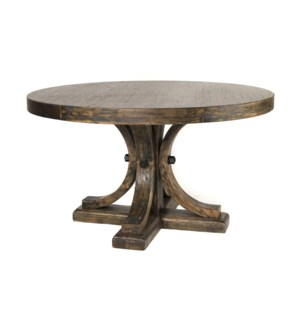 "Griffin 54"" Dining Table Driftwood"