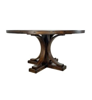 "Griffin 60"" Dining Table Chestnut"
