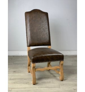 Hayden Side Chair Primo Timber/Earth