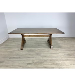 "Harper 84"" Dining Table Earth"