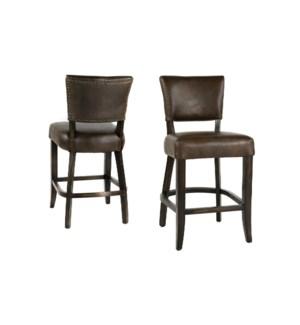 Weston Counter-stool Primo Timber Dark Walnut