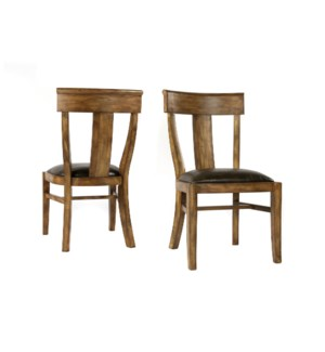 Audrey Chair Primo Timber / Earth