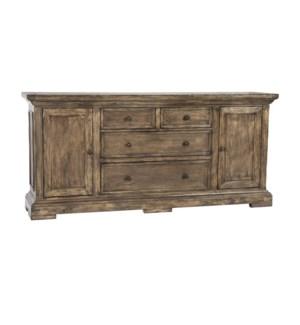 Sierra Buffet Driftwood