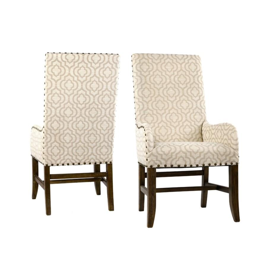 Winston Arm Chair Veranda Fog Driftwood