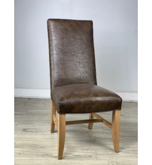 Winston Side Chair Primo Timber Earth