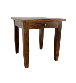 Classic End Table Chestnut