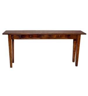Classic Console Table CH 78x18x31