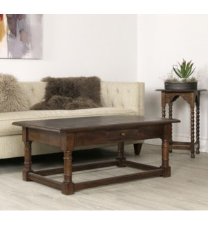 Haynes Coffee Table 48x28x20 Chestnut