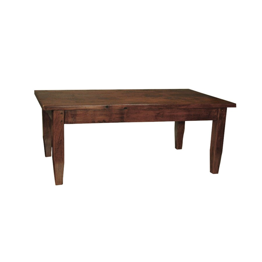 Classic Coffee Table (CH) 48x28x18