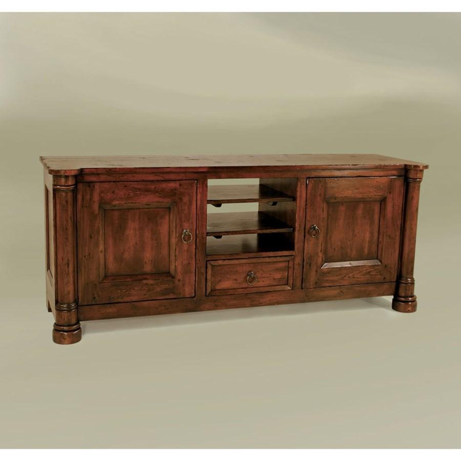 Biedermeier TV Cabinet Large Tob. Dist