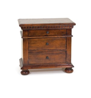 Blake Night Stand Nutmeg