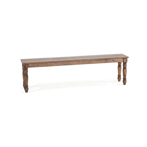 Cottage Bench 66x12 Earth