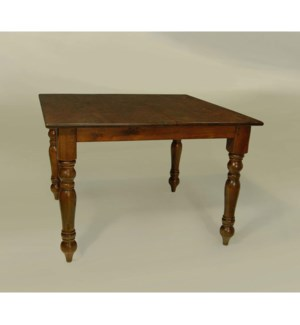 "Cottage 44"" Square Dining Table Chest"