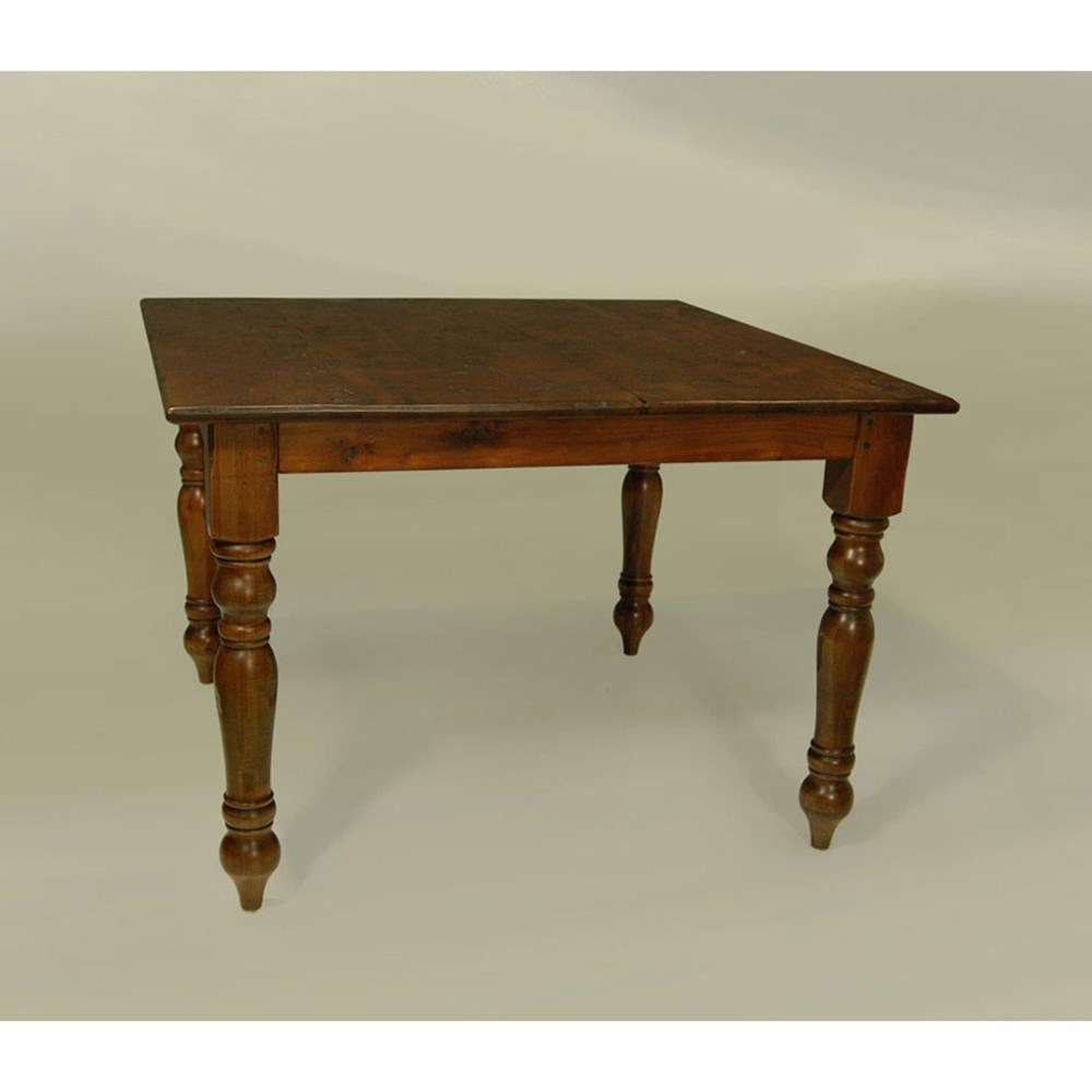 """Cottage 44"""" Square Dining Table Chest"""