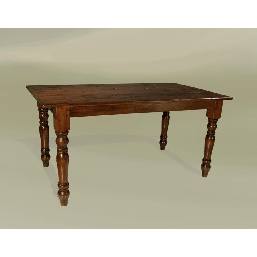 """Cottage 72""""x38"""" Dining Table Chestnut"""