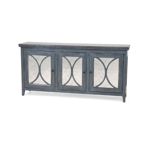 Goddess Small Console OW Blue