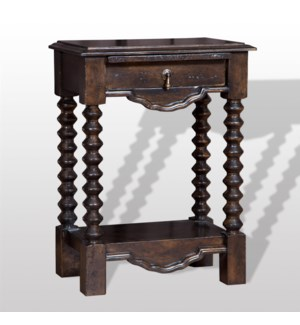 Granada Night Stand Small Tuscany