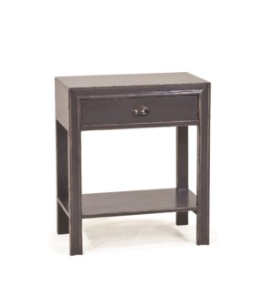 Isabella Night Stand Old World Smoke