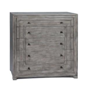 Metropolitan Dresser Stone Wash Dark
