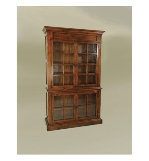 Single Display Cabinet Tobacco