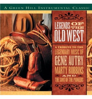 LEGENDS OF THE OLD WEST
