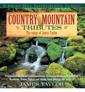 COUNTRY MOUNTAIN TRIBUTES JAMES TAYLOR