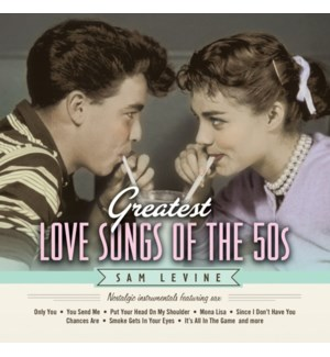 GREATEST LOVE SONGS OF THE 50'S