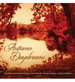 AUTUMN DAYDREAMS