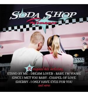 SODA SHOP ROMANCE