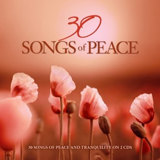 30 SONGS OF PEACE