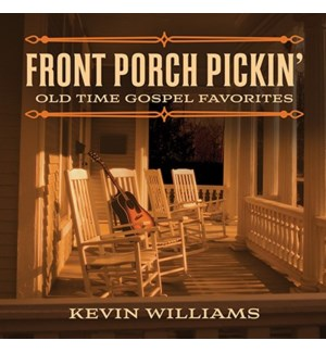 FRONT PORCH PICKIN'