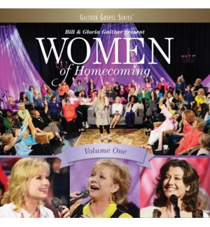 WOMEN OF HOMECOMING VOL. 1