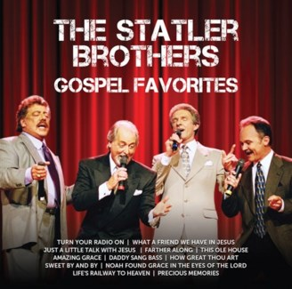 STATLER BROTHERS GOSPEL FAVORITES ICON