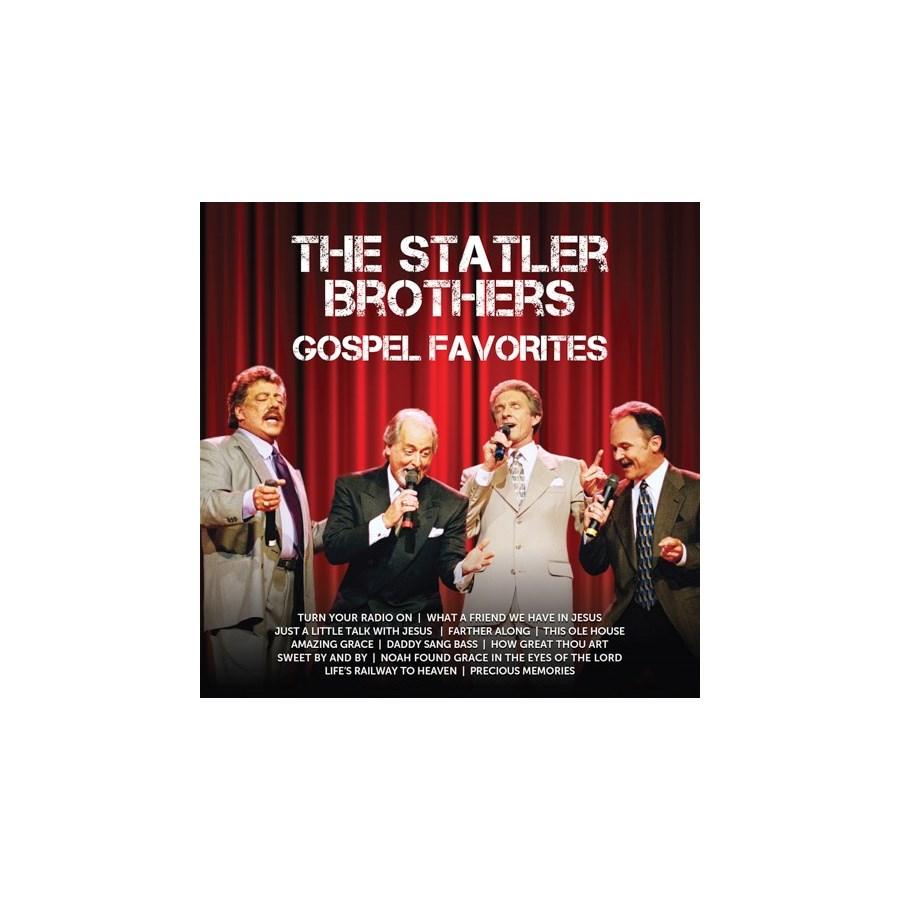 STATLER BROTHERS GOSPEL FAVORITES ICON