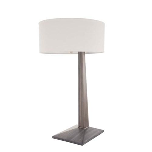 Tilt Table Lamp Ash Gray