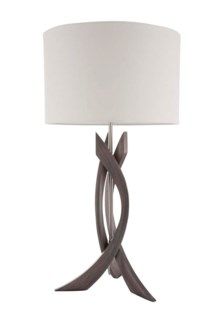 Trensa Table Lamp Ash Gray