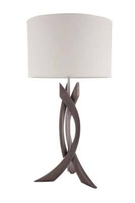 Trensa Table Lamp Ash Gray