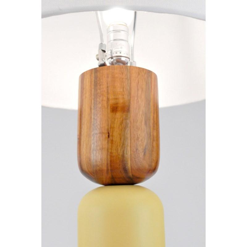 Totem Table Lamp Apricot