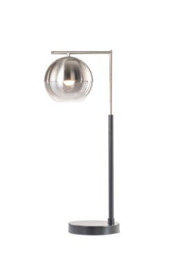 Orson Table Lamp Brushed Nickel
