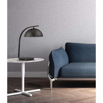 Domus Table Lamp Gunmetal