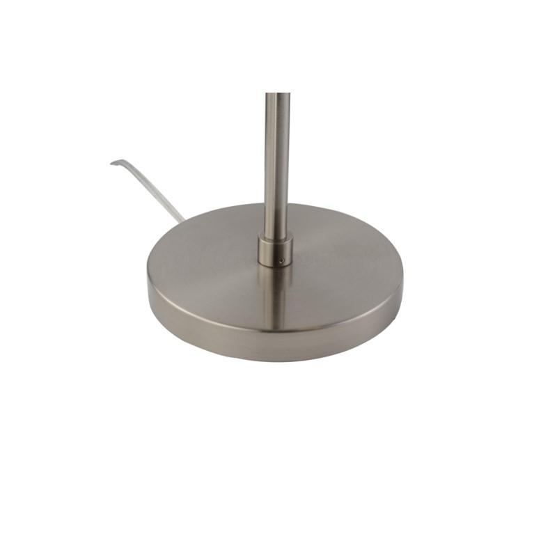 Port Table Lamp Clear Oak