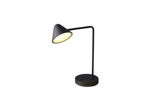 Cove Table Lamp Matte Black