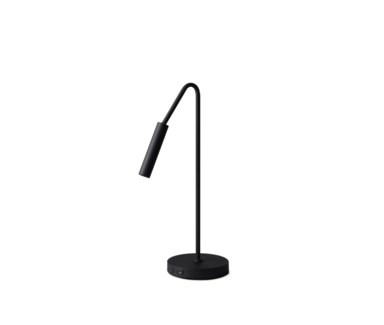 Spotlight Table Lamp Matte Black